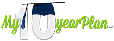 Logo for my10yearplan.com